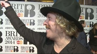 Brit Awards 2014: Keith Lemon On His Hot Date To Nando's With Beyonce
