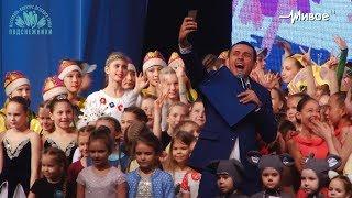 """Урок движения. Фестиваль-конкурс """"Подснежники"""" 2018"""
