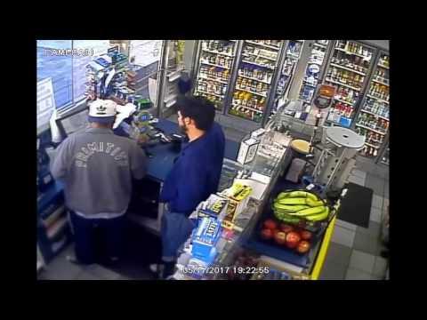 76 Gas Station (1502 E. Edinger) Robbery - 05/17/2017