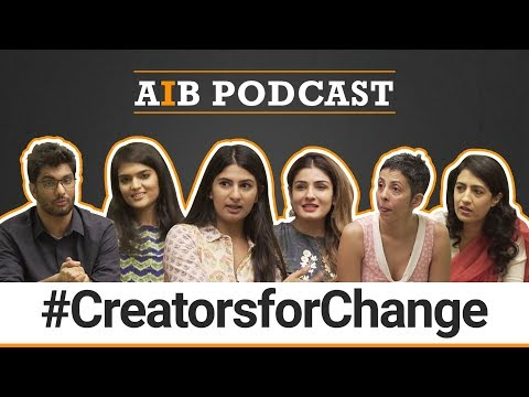 Creators For Change | AIB Podcast