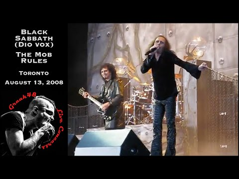 Black Sabbath (with Dio) -