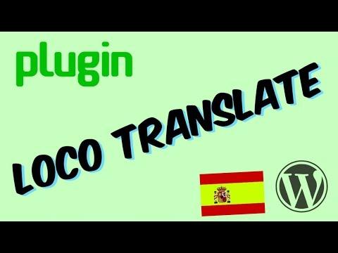 Plugin traductor Loco Translate - Tutorial en español Wordpress thumbnail