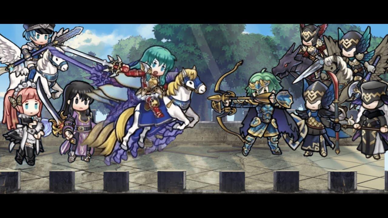 【Fire Emblem Heroes】 VS. Edelgard LHB (Abyssal) - YouTube