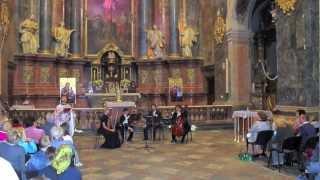 Ludwig van Beethoven - Adagio Cantabile - Viva String Quartet in Lviv