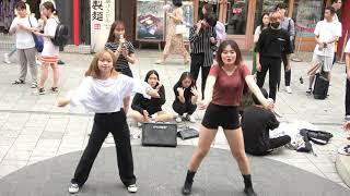 block b 블락비 her 헐    -  댄스팀 템테이션(Temptation)   - kpop cover …