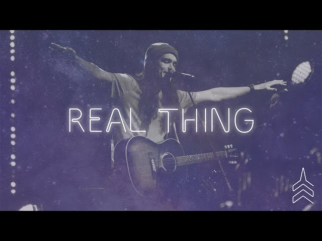 Vertical Worship - Real Thing ft. Sean Curran (Live Performance Video)
