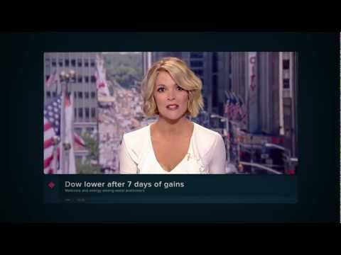 News Channel Broadcast Graphics Design