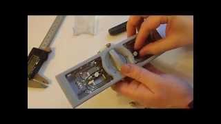 Установка светодиодных ламп c5w osram чип в плафон салона Тигуан