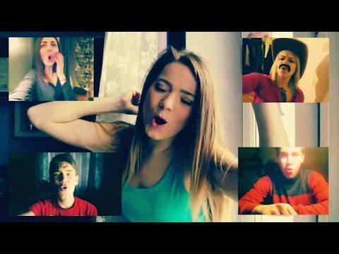 Креативное и оригинальное Видеопоздравление С Днём Рождения! | by SITNYANSKIY - Лучшие приколы. Самое прикольное смешное видео!