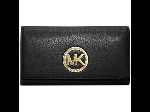 fake michael kors bags vs. real ones michael kors wallet black and silver