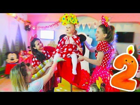 La multi ani Ariana! 2 anisori | Buburuza Mela + Cadouri surprize