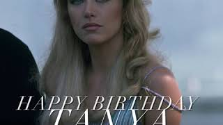 HAPPY BIRTHDAY TANYA ROBERTS
