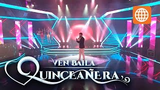Ven baila quinceañera Lunes 08/02/2016 - 2/3 - Primera Temporada