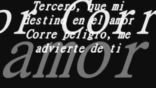 Aventura - Angelito con Letra