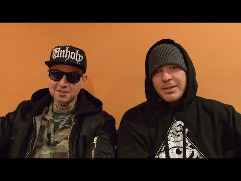Hollywood Undead Interview - The Seventh Hex