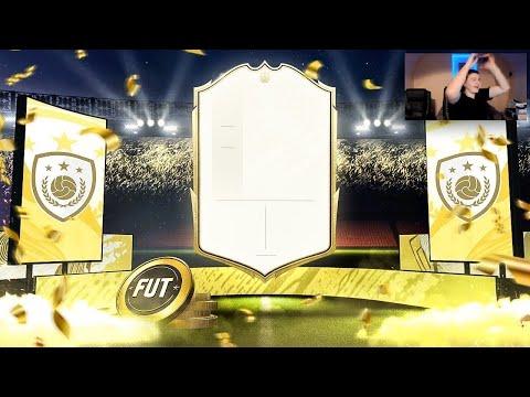 ПОЙМАЛ ИКОНУ!!! НАГРАДЫ ЗА ВЛ И ДР + СБЧ В FIFA 20. НЕВЕРОЯТНО ПОВЕЗЛО!