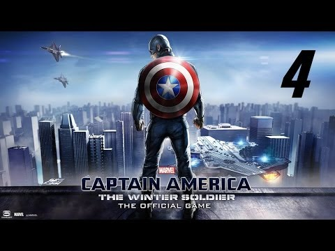 Captain America: The Winter Soldier - The Official Game - iOS/Android - Walkthrough/Let`s Play - #4