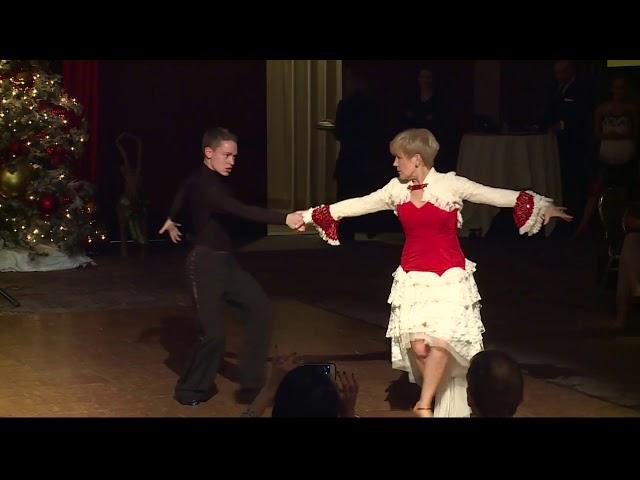 Kathy 'Paseo Doble' Hays—Calgary STARS Gala 2016