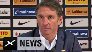 Bruno Labbadia nach Eintracht Frankfurt vs. Hamburger SV (1. Bundesliga, 2015/16)