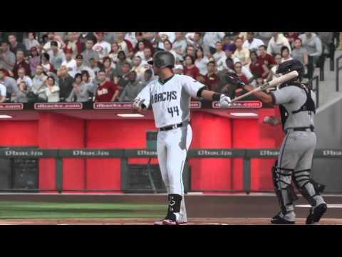MLB The Show 16: Complete Franchise Game, Rockies at Diamondbacks