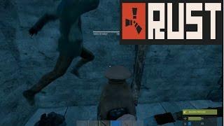 Rust: Furnace Glitch