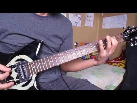 Accept-Love-Child-Guitar-Cover-by-Jurgen-Regenzeit