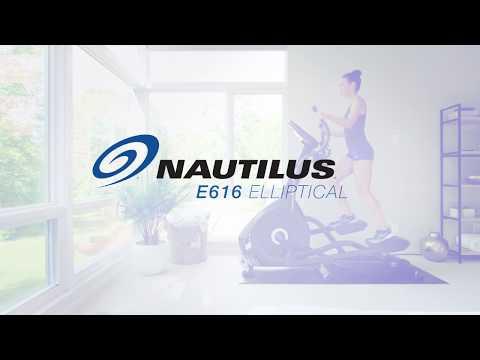 Nautilus E616 Elliptical