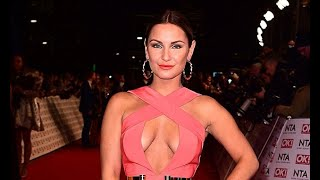 Sam Faiers refuses to talk Ferne McCann during interview