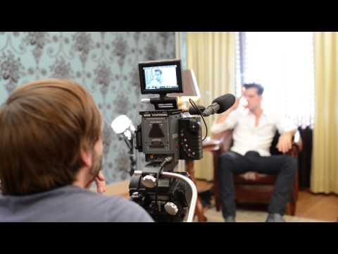 Making of - Fashion Video mit Edison Kelmendi by Sebastian Cepeda