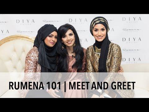 RUMENA 101 MEET&GREET | KAJOL MUA GLITZ AND GLAM EVENT |Aisha Rahman