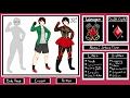 Magical Girl Concept Art #1 - Speedpaint (Dealith Warriors)