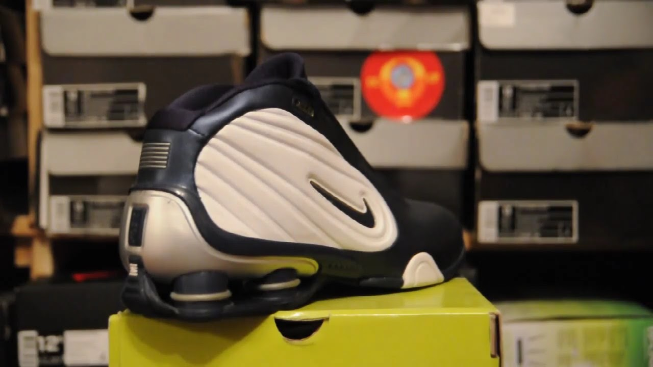 dd70494e19e5 2002 Nike Shox Limitless - YouTube