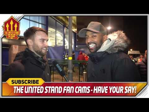 SOLSKJAER Destroys Mourinho! Cardiff City vs Manchester United 1-5 Fancam