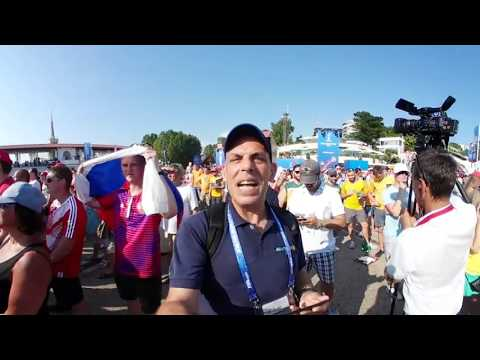 Copa Do Mundo: Veja Em Uma Câmera 360º Como Fica A Fan Fest Em Dia De Jogo Da Rússia