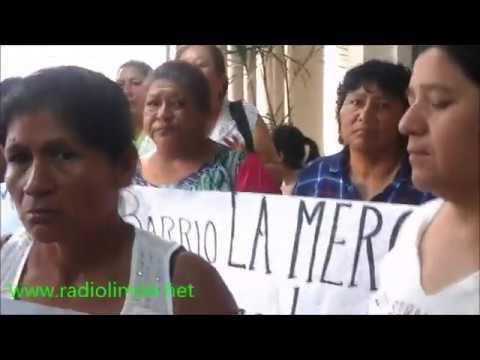 Oposición a Lagunas de Oxigenación en el Barrio la Merced