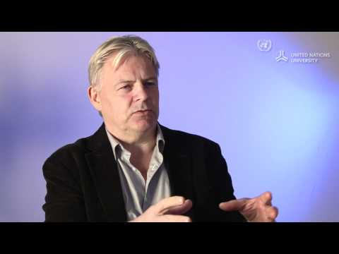The topic of resilience - Interview with Prof. Thomas Elmqvist