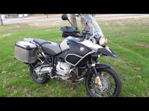 BMW GSA Adventure bike for sale, Just serviced, ready for new owner