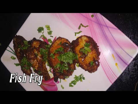 Fish Fry //How To Make A Fish Fry Recipe With Simple Ingredients