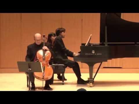 Rachmaninoff - Sonata Op.19, III and IV movements