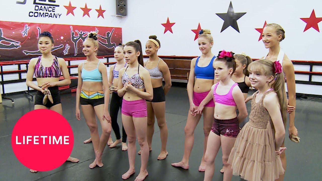 "Download Dance Moms: Dance Digest - ""Light as a Feather Stiff as a Board"" (Season 4 Flashback) | Lifetime"
