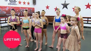 Dance Moms: Dance Digest - Light as a Feather Stiff as a Board (Season 4 Flashback) | Lifetime