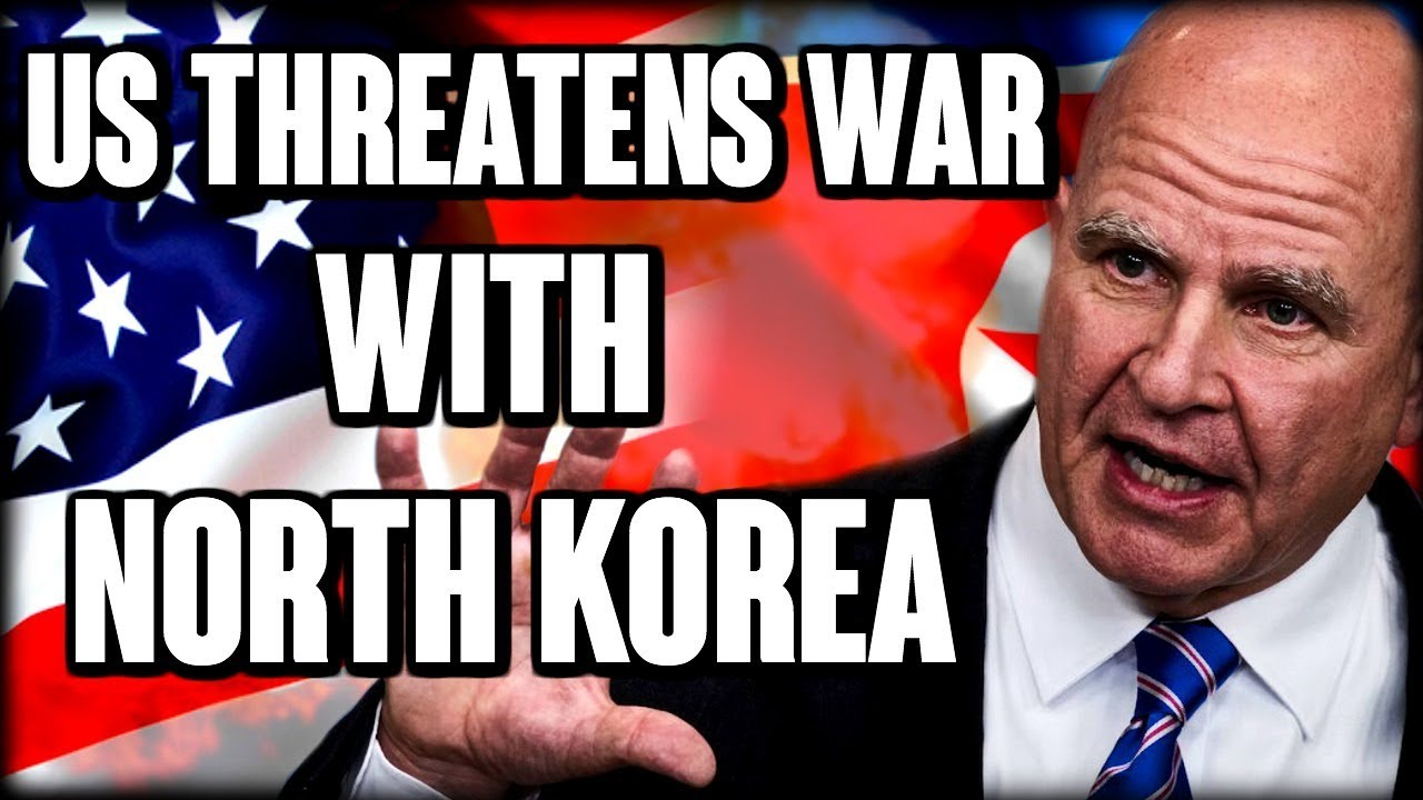 Image result for US threatens North korea