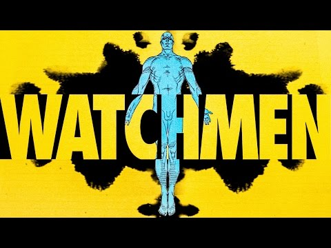 Watchmen - Adapting The Unadaptable