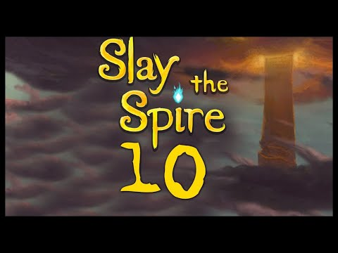 Slay the Spire Gameplay Part 10 (Let's Play Walkthrough)