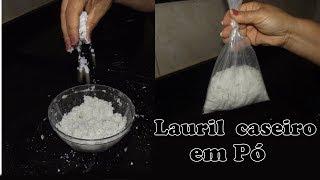 LAURIL CASEIRO EM PÓ