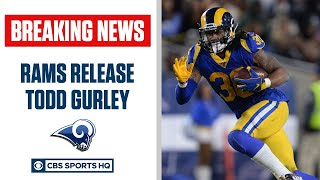 Todd Gurley CUT by Rams | NFL Free Agency | CBS Sports HQ