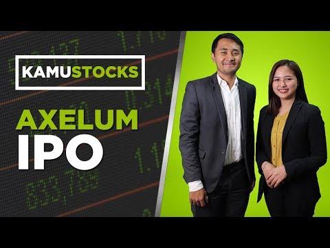 KAMUSTOCKS│AXELUM IPO