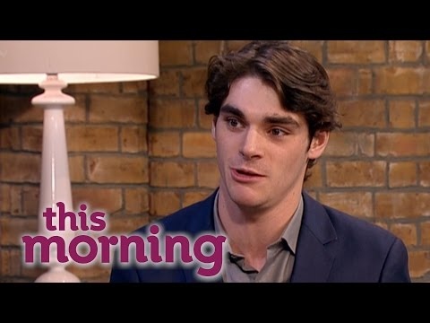 Breaking Bad Star RJ Mitte Interview   This Morning