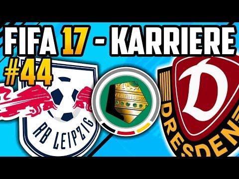 Hörner abstoßen im DFB Pokal Halbfinale? - FIFA 17  Dresden Karriere: Lets Play #44