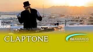 DJ Awards Exclusive Sunset 2019 - Claptone live @ OD Ocean Drive Sky Bar
